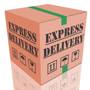 Image for Drop Shop article express Delivery box